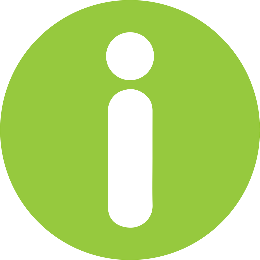Information icon image