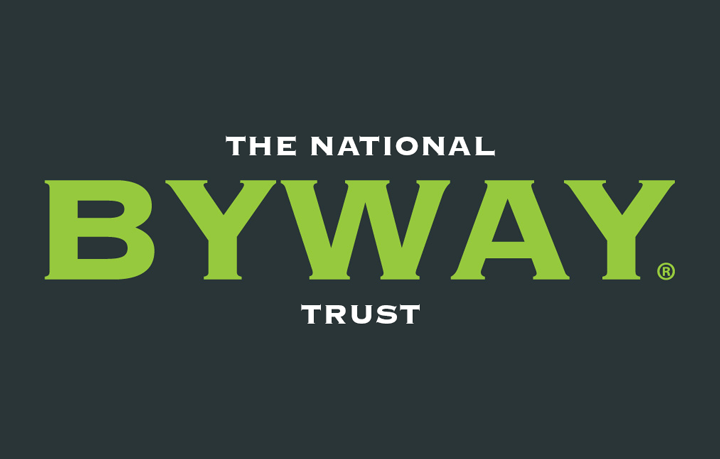 The National Byway Trust logo graphic