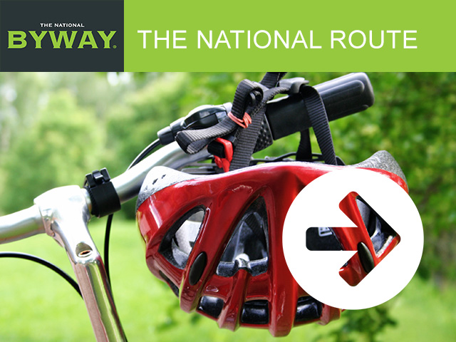 The National Byway® - The National Route block image