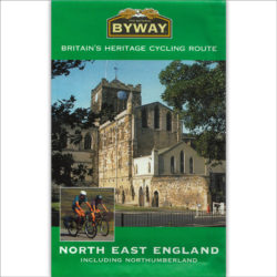 The National Byway® North East England map cover image